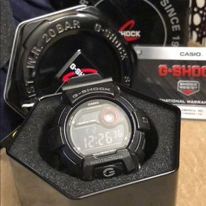 Casio G Shock and Eater Resist Watch